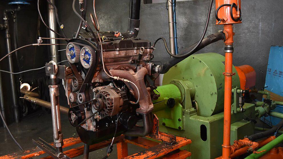 Motore Kit mini Gr A al banco
