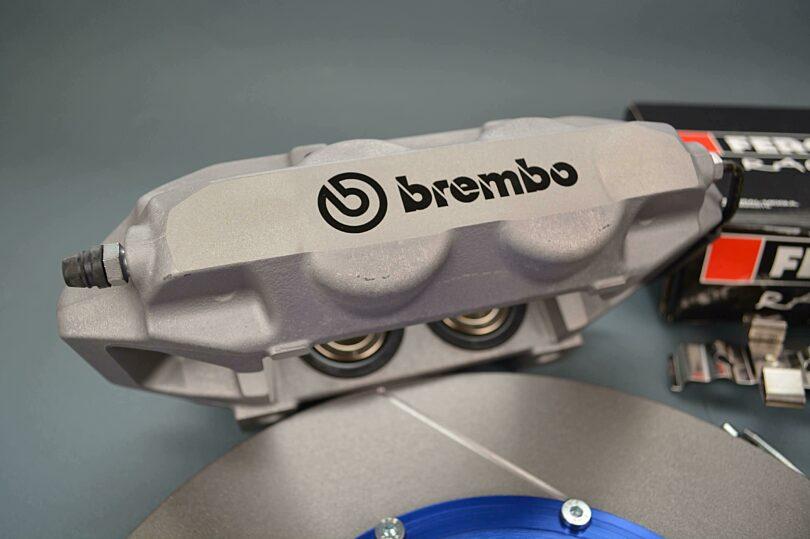 Brembo Clio RS3 1