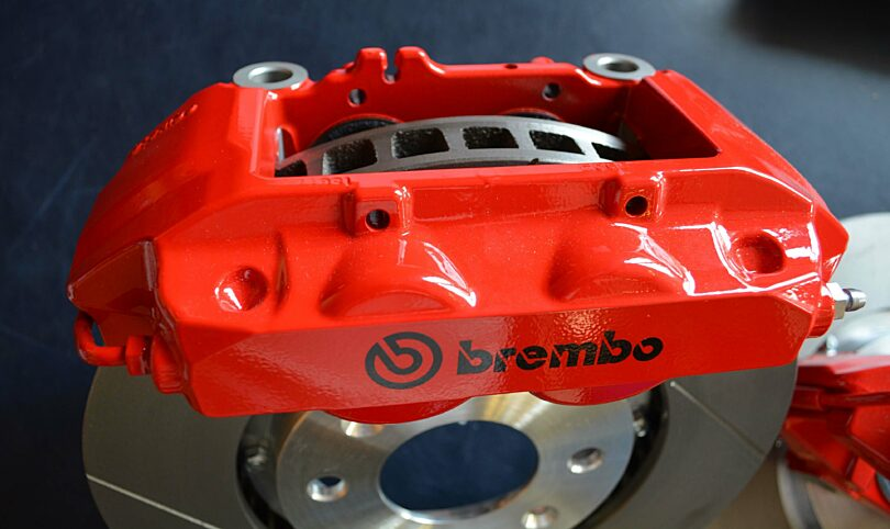 Brembo red 3 1