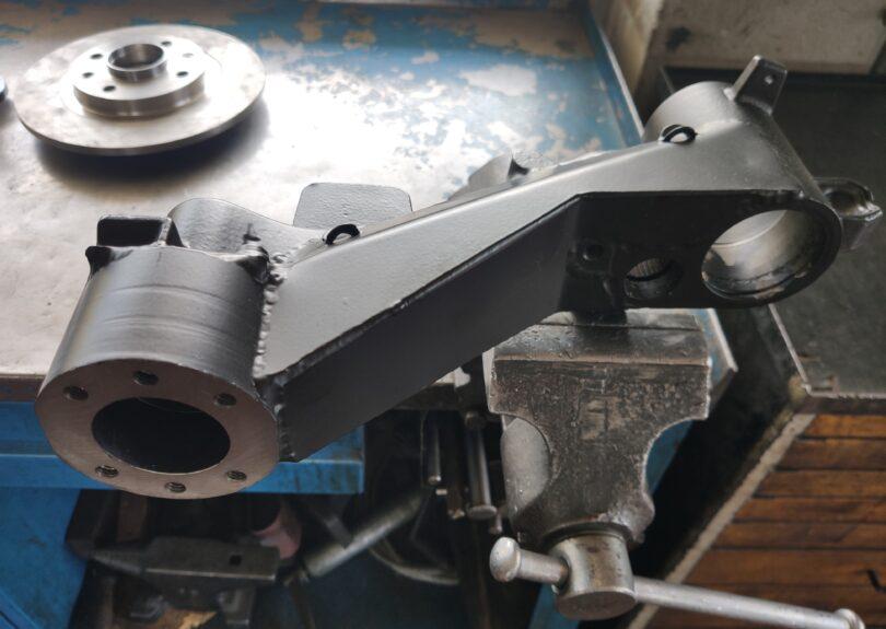 Istruzione montaggio kit camber braccio Saxo Kit 1