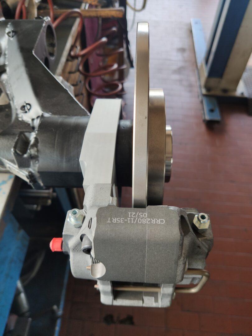 Istruzione montaggio kit camber braccio Saxo Kit 12