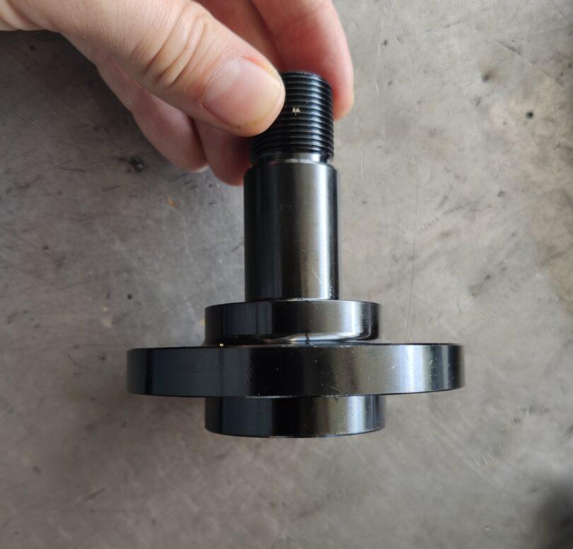 Istruzione montaggio kit camber braccio Saxo Kit 2