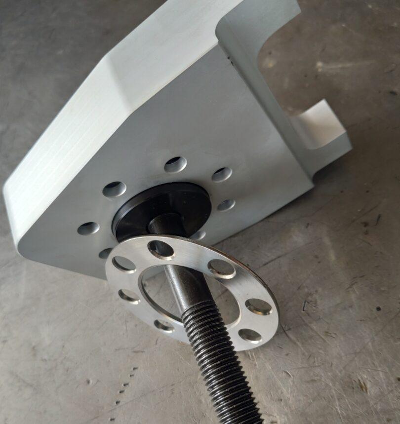 Istruzione montaggio kit camber braccio Saxo Kit 4