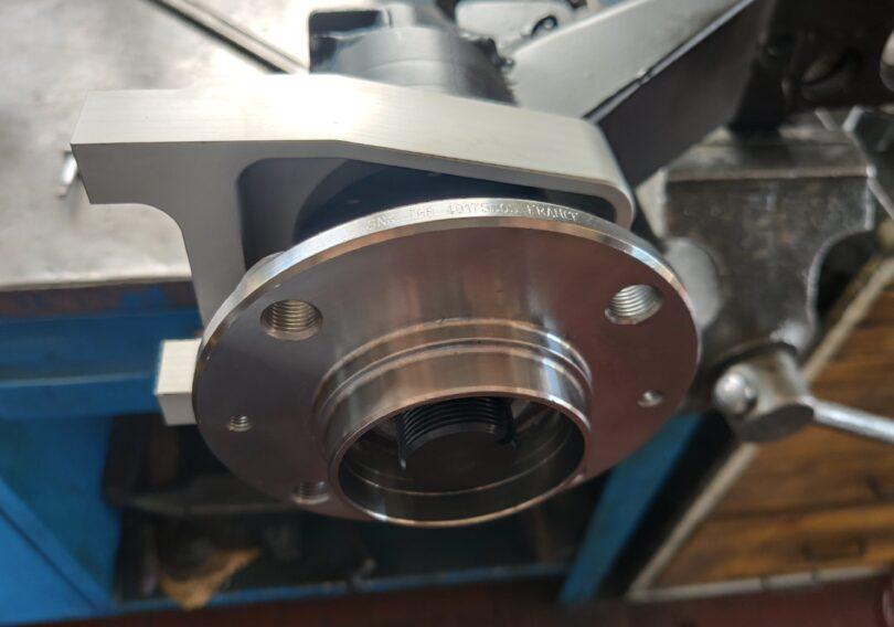Istruzione montaggio kit camber braccio Saxo Kit 8