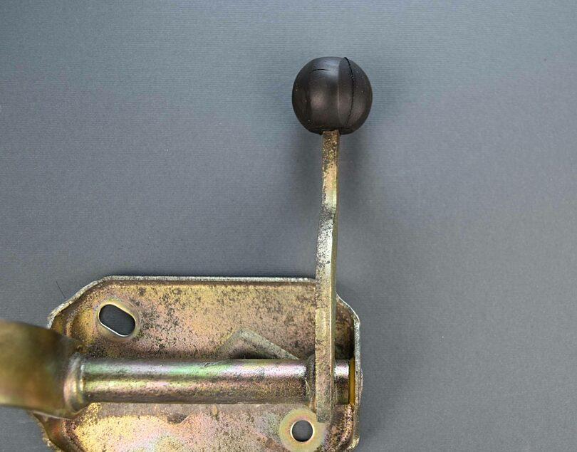 Modifica leveraggio rinvio cambio sfera acciaio Saxo 106 5