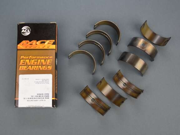 Bronzine di banco ACL Racing motore EP6 1600 16v turbo Citroen Peugeot Mini