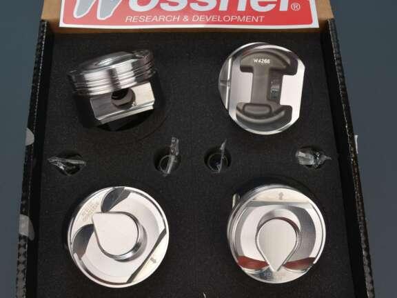 Pistoni Wossner EP6 207 RC 208 GTI RCZ DS3 1