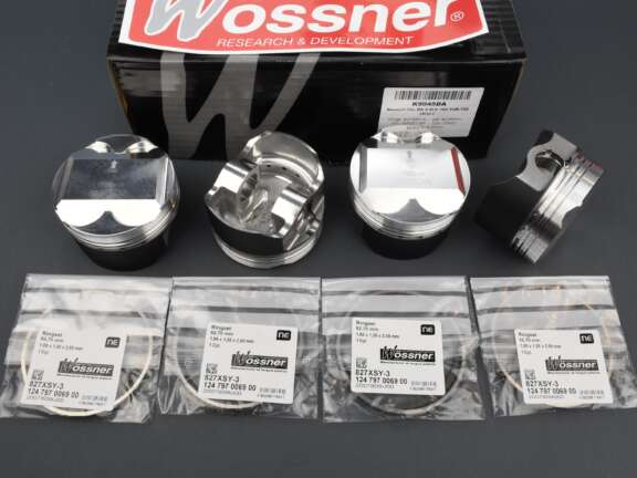 Wossner Renault Clio RS 172 182 alta compressione 3 jpg