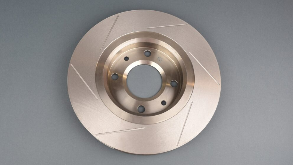 Dischi freno Citroen C2 VTS 22x266 mm 2