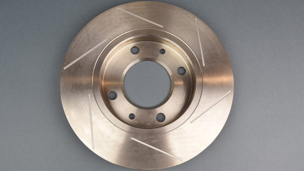 Dischi freno posteriori Saxo 106 206 247 mm baffati 2