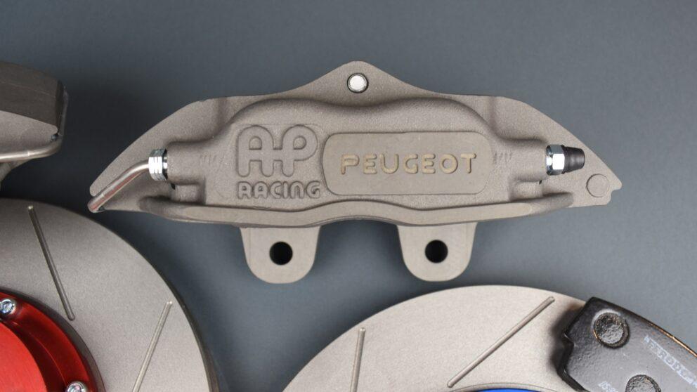 Impianto AP Racing Peugeot 106 Coupe Peugeot Sport 2