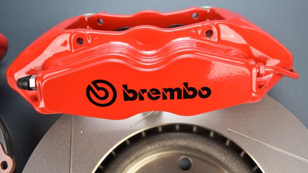 Kit freni Citroen Peugeot pinza freno Brembo Megane 3 disco 302 mm 3