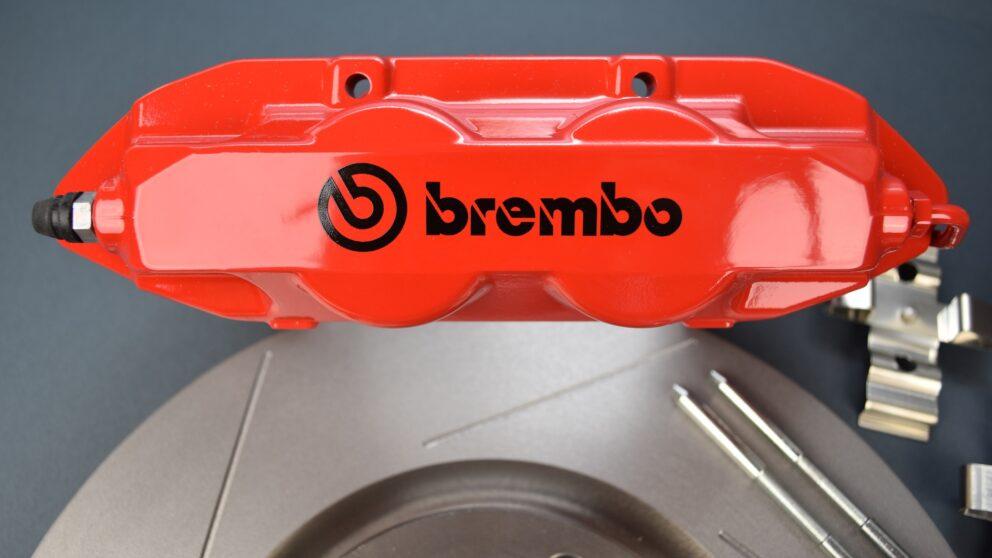 Kit freni brembo Peugeot e Citroen 302 mm pinza Clio RS3 3