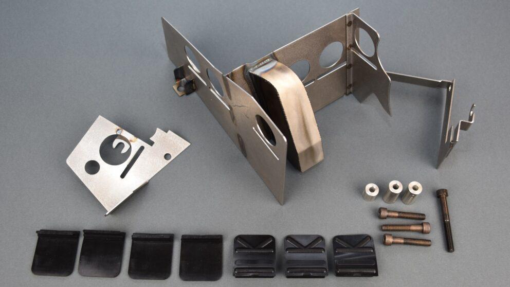 Kit paratia antisbattimento olio Peugeot 306 XU10 J4 RS 4 jpg