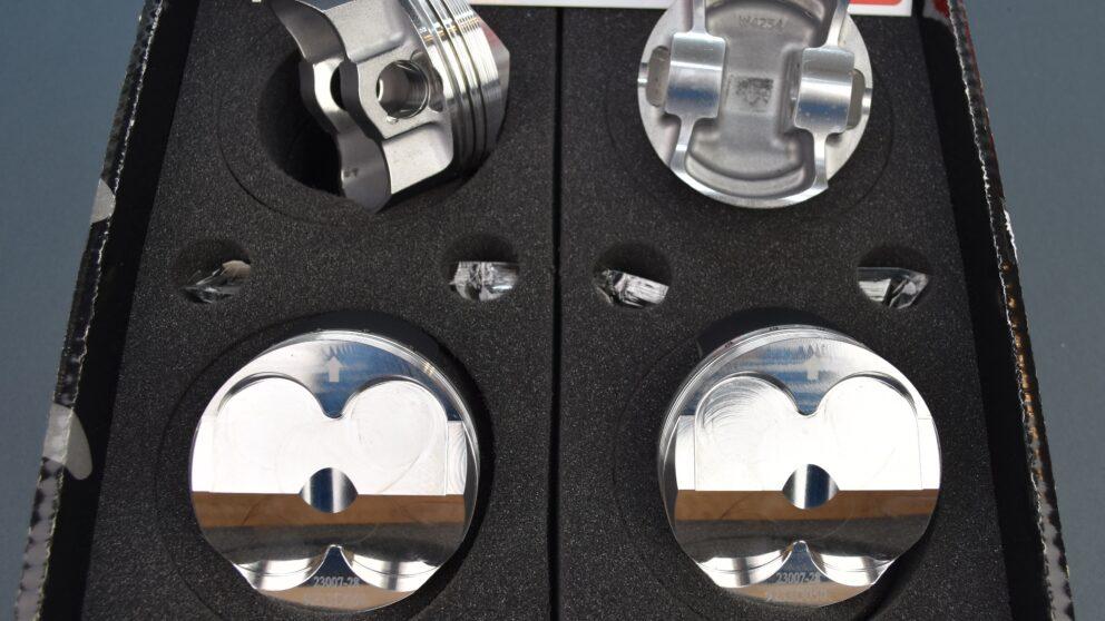 Pistoni Wossner TU5 JP4 C2 206 Super 1600 biella 137 mm 1 jpg