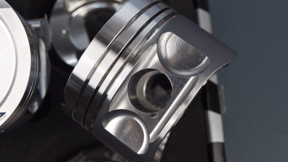 Pistoni Wossner trasformazione turbo Saxo 106 3 jpg