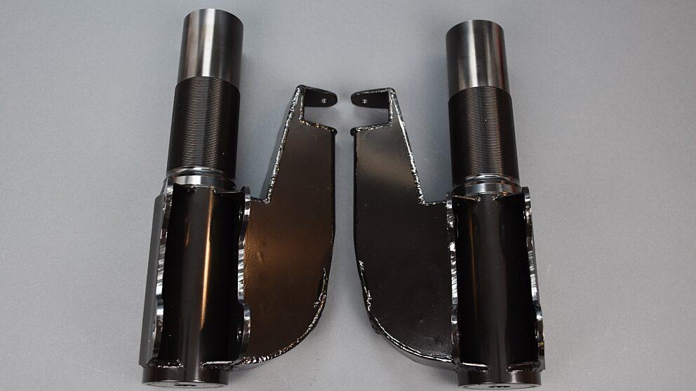 Jambe de force Saxo Kit 45 mm asphalte 1