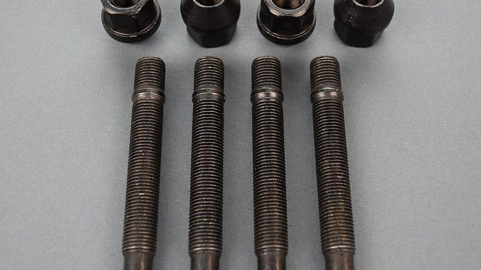 Kit colonnette dado Peugeot Citroen 1