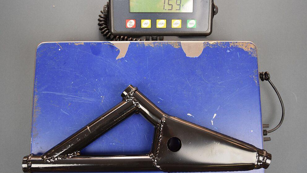 Pesatura triangolo 106 A5 MIG