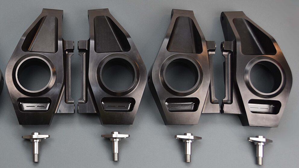 Pivot Saxo Kit black serie
