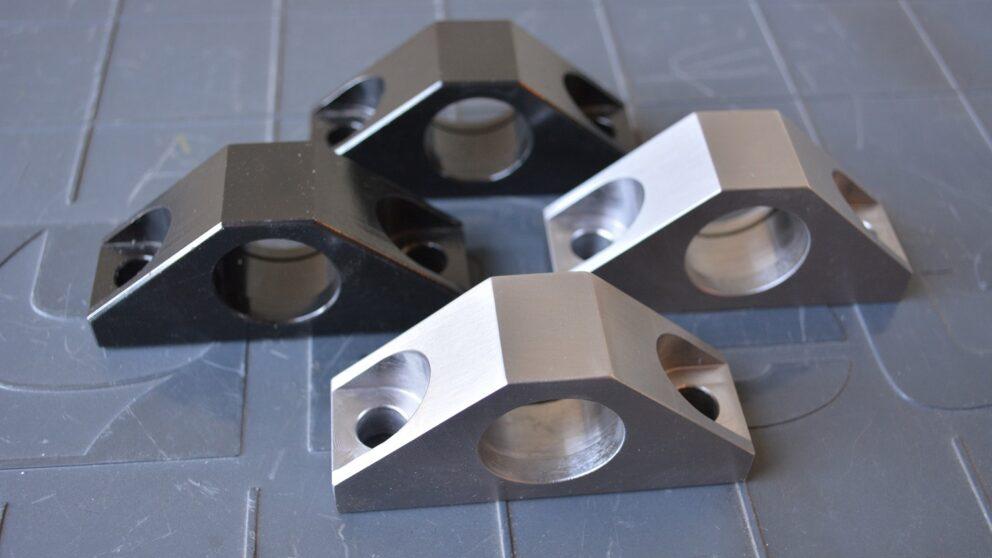 Supporti triangoli tubolari Saxo e 106 Gr A Kit 1