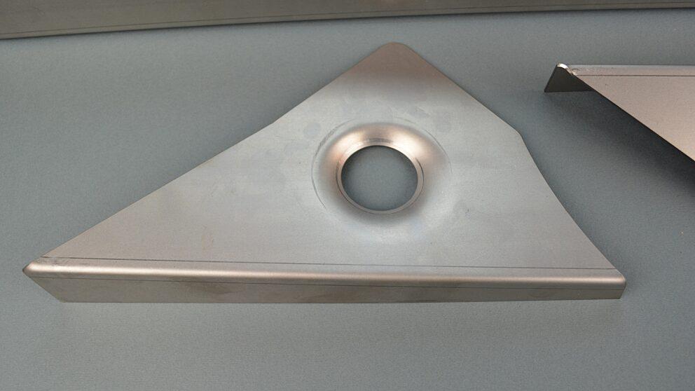 Kit rinforzo scatolatura ponte Saxo 106 tipo Kit 3