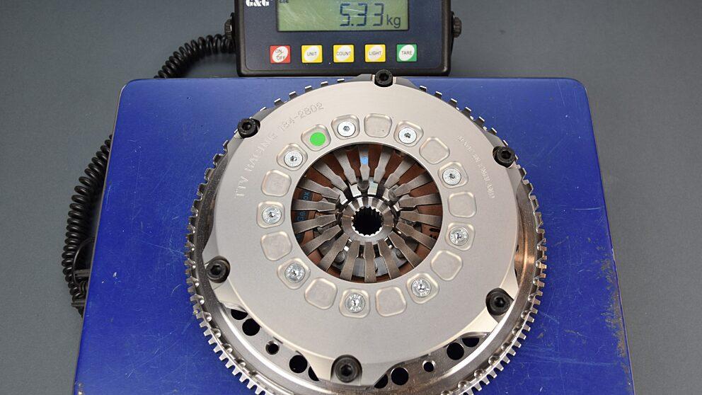 Kit frizione 184 mm volano cuscinetto Saxo e 106 6