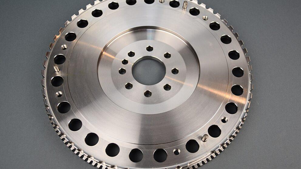 Volano acciaio ultraleggero motore XU215 mm 2