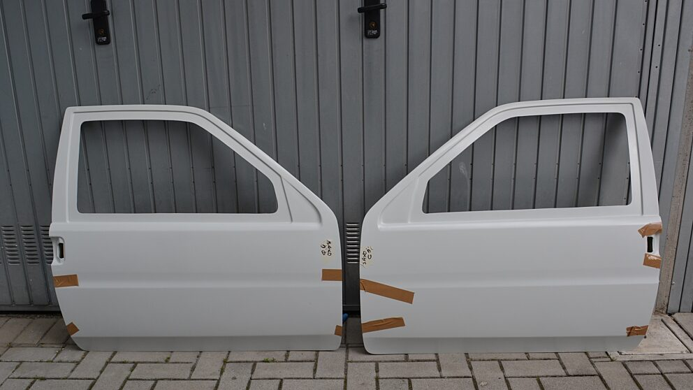 Portiere Saxo VTS in vetroresina 2