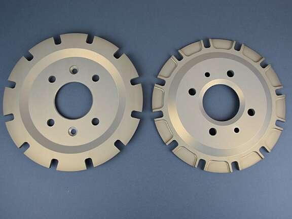 Campanelle ergal Saxo kit asfalto disco 345 mm 28229