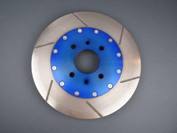 Disco freno completo 28x300 mm 2