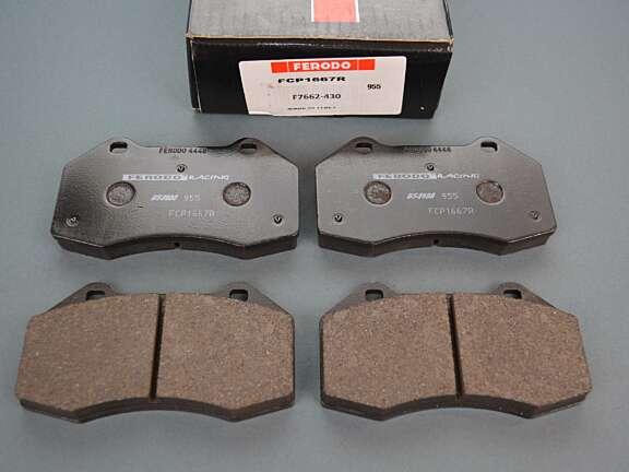 Ferodo 3000 e DS renault Clio RS brembo 28129