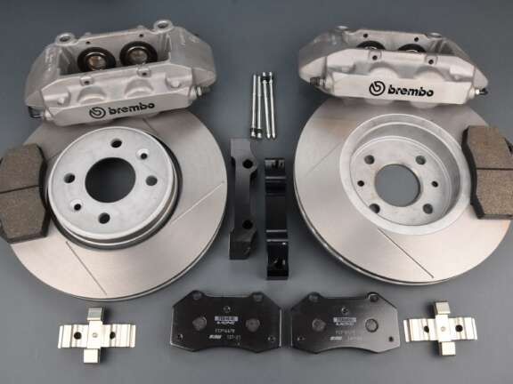 Kit freni Renault 280 mm monolitico R5 Clio Williams 3