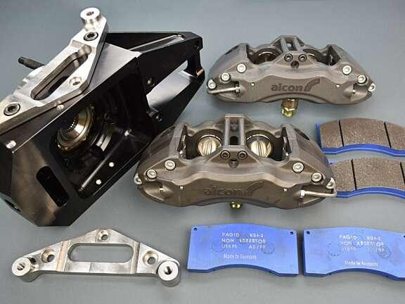 Kit Alcon CRB332 su pivot 106 Maxi