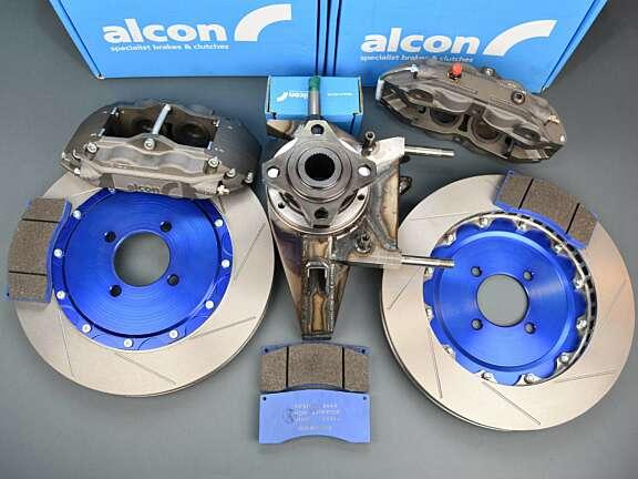 Kit freni Alcon Clio Gr A 330