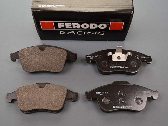 Pastiglie freno Ferodo Renault Clio RS 4 1600 Turbo 200 cv