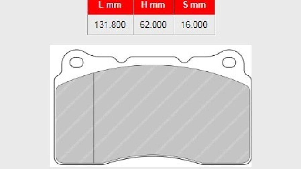 Dimensione 1334 Citroen C2 R2 Asfalto
