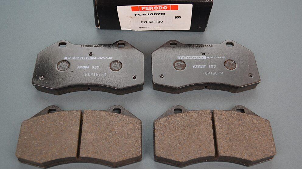 Ferodo 3000 e DS renault Clio RS brembo 1
