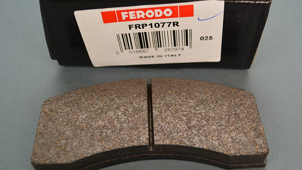 Ferodo Racing 1077 Alcon Citroen Peugeot 2