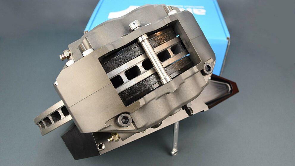 Kit freni Alcon 305 mm pivot 106 Maxi 2