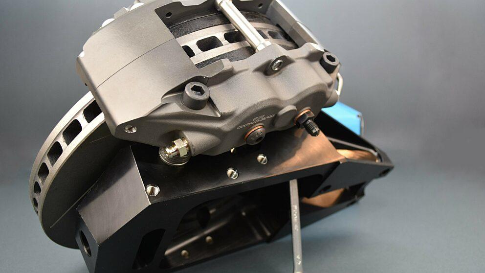 Kit freni Alcon 305 mm pivot 106 Maxi 3