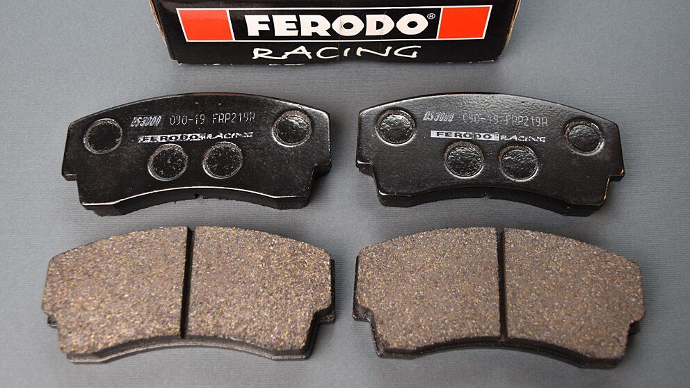 Pastiglie freno Ferodo 219