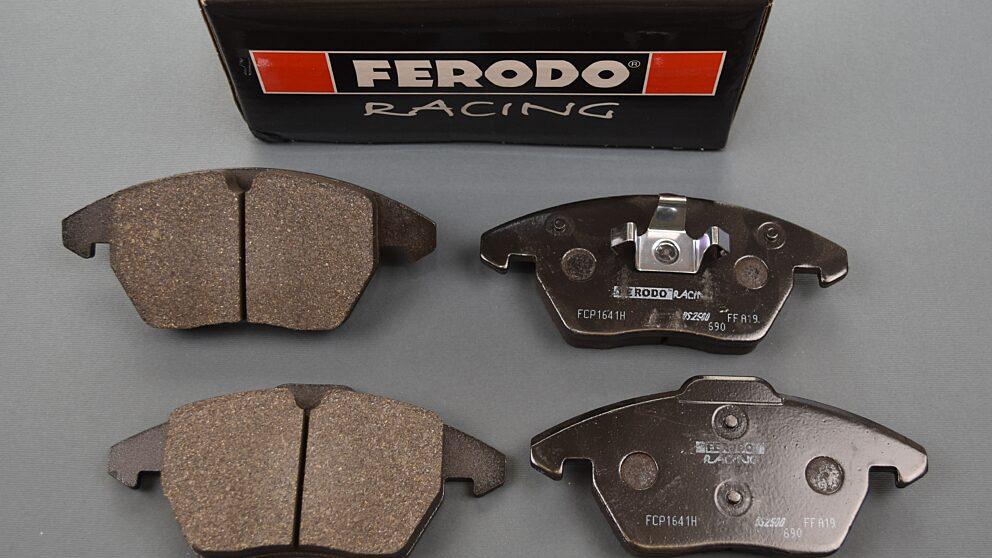 Pastiglie freno Ferodo Racing 1641