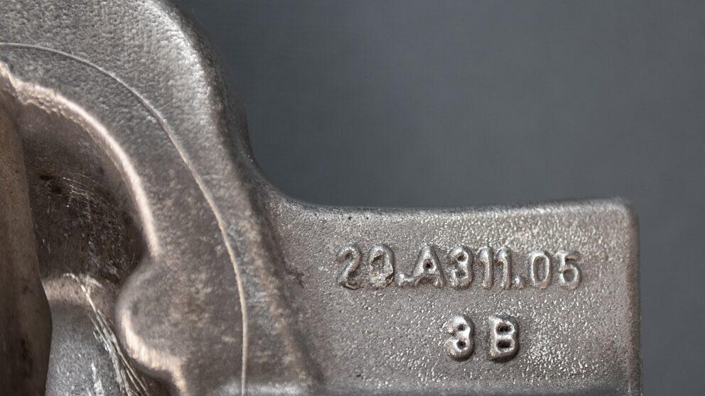 Pinza freno Alfa 159 2