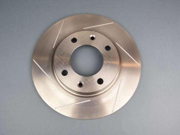 Dischi freno posteriori Saxo 106 206 247 mm baffati 1