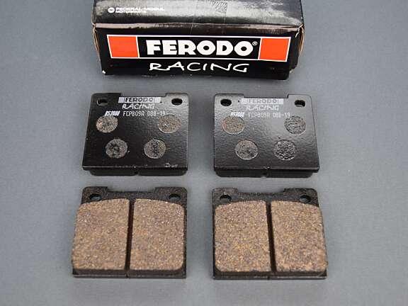 Pastiglie freno posteriori C2 R2 Max 208 R2 Saxo Super 1600 C2 Super 1600