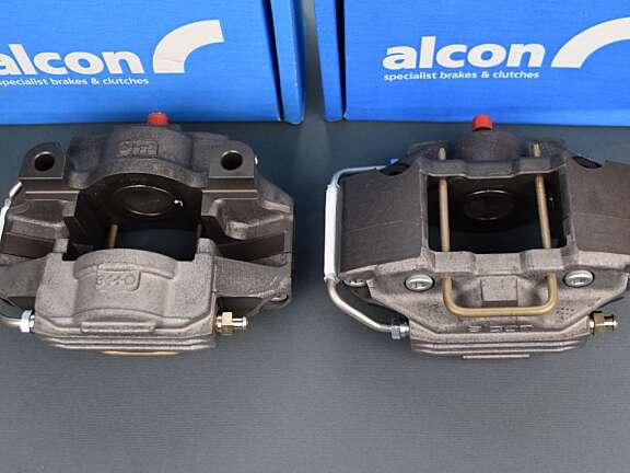 Pinze Alcon nuove Saxo Super 1600 posteriori 28129