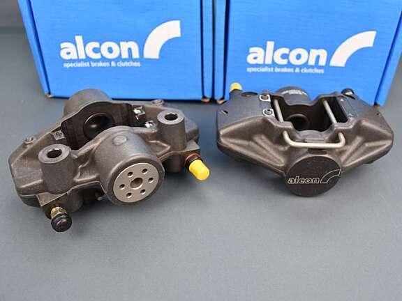 Pinze freno Alcon posteriori Peugeot 208 R2 28329