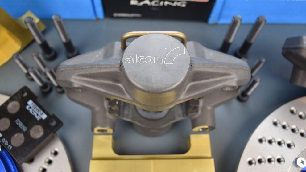 Kit Alcon post braccio serie pinza nuova disco extralight 1 3