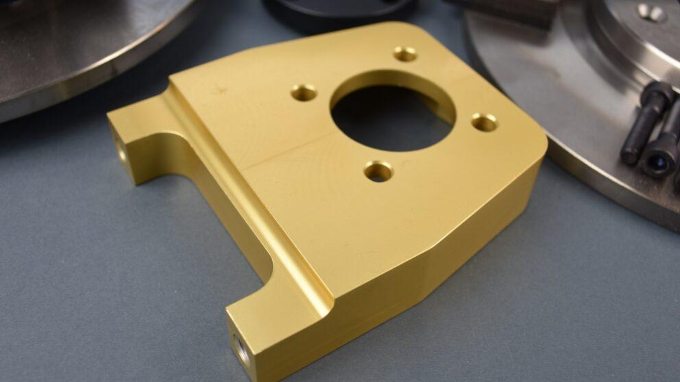 Kit Alcon post braccio serie senza camber Alcon 280 4